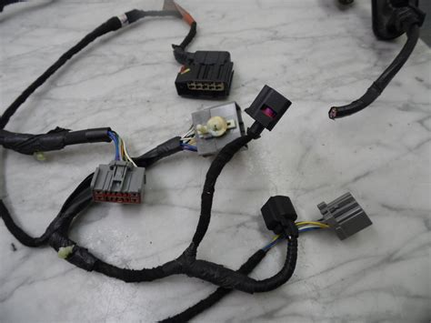 2004 Lincoln Ls Wiring Harness