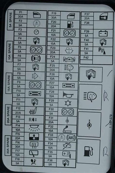 2004 Mini Cooper S Fuse Box Diagr