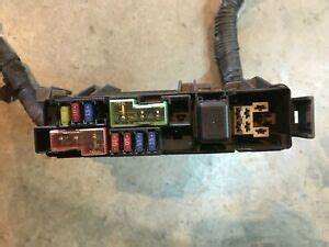 2004 Nissan Maxima Fuse Box Location