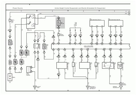 2004 Toyota 4runner Wiring Diagrams