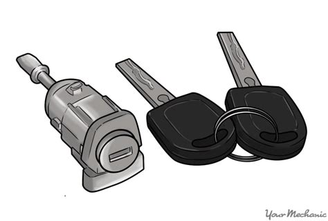 2004 Audi A4 Ignition Lock Cylinder Manual