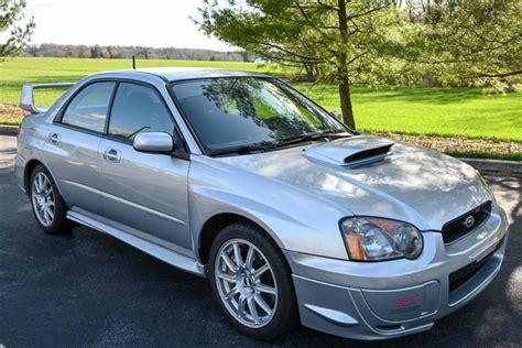 2004 Subaru Impreza Wrx Sti Owner Manual