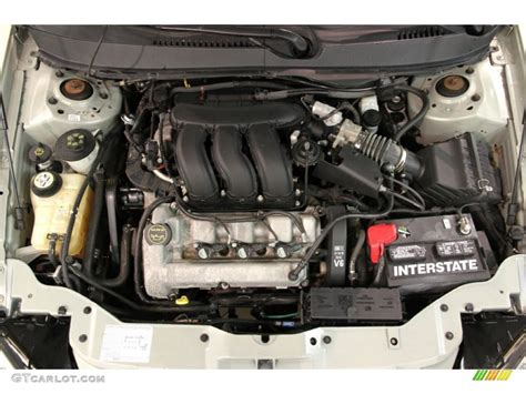 2004 Taurus Engine