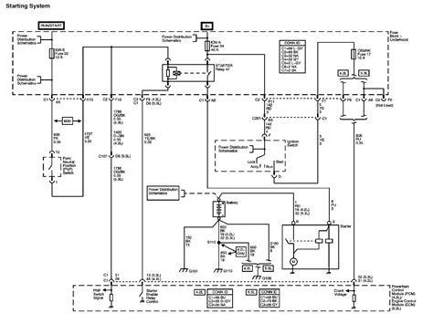 2005 Chevrolet Trailblazer Tccm Wiring Diagram