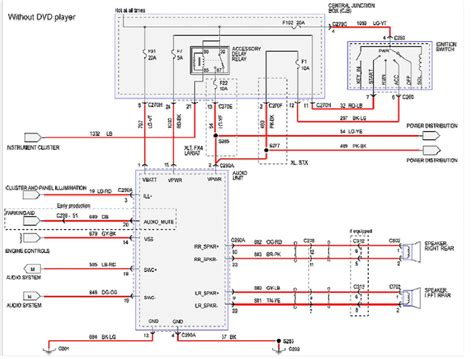 2005 Ford F250 Radio Wiring Diagram