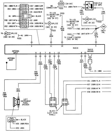 170a9 2005 Jeep Grand Cherokee Radio Wiring Diagram Ebook Databases