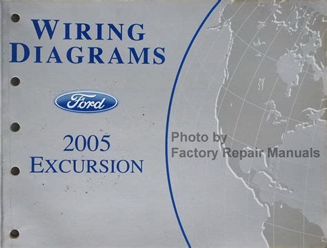 2005 Ford Excursion Wiring Diagram