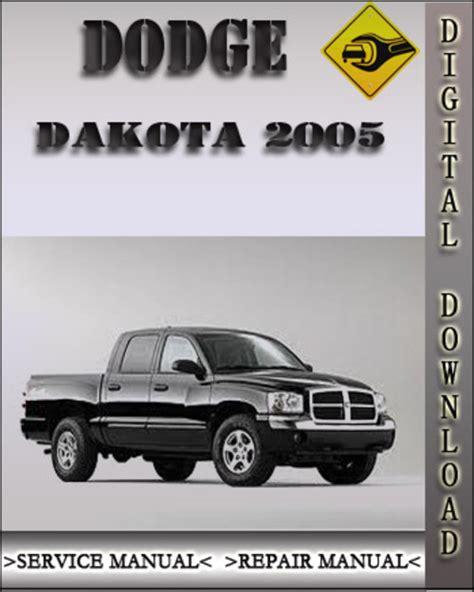 2005 Dodge Dakota Manual
