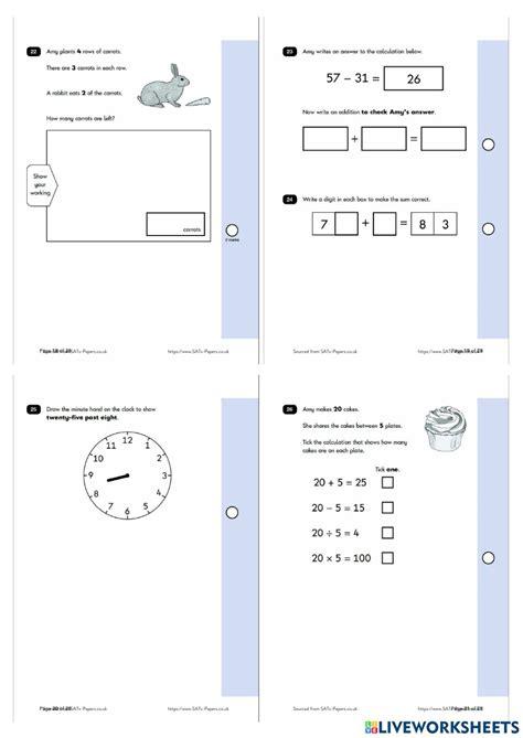 2005 Ks1 Maths Sats Teachers Guide