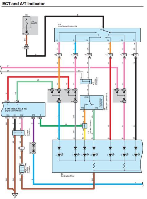 2005 Scion Tc Wiring Diagram