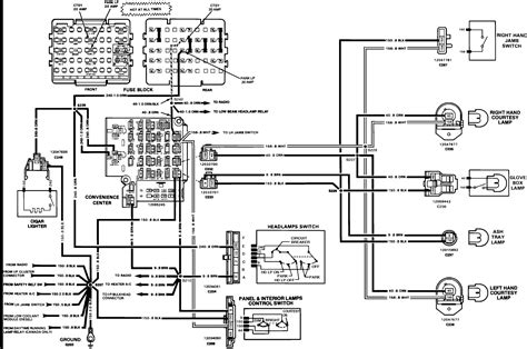 2005 Silverado Wiring Diagram Lighting