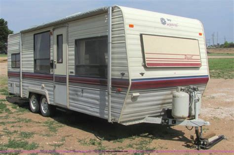 2006 Fleetwood Terry Travel Trailer Owners Manual