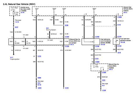 2006 Ford E 450 Wiring Diagram