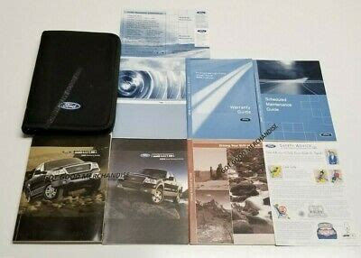 2006 Ford F150 Fx4 Owners Manual
