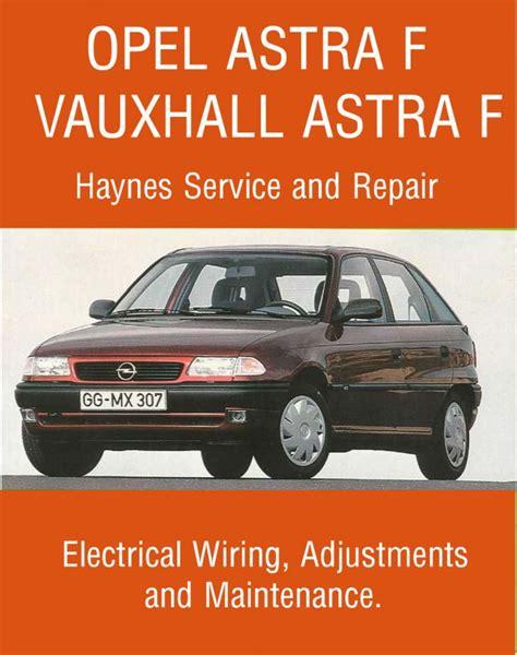 2006 Opel Vita Service And Repair Manual