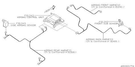 2006 Subaru Forester Wiring Harness