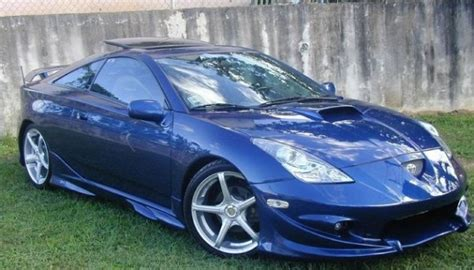 2006 Toyota Celica Owners Manual