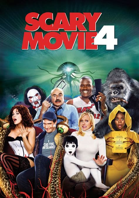 2006 scary movie 4 online