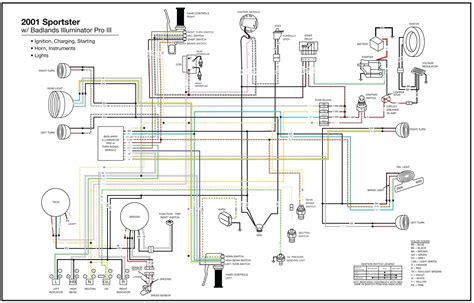2007 Heritage Softail Wiring Diagram