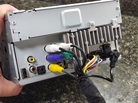 2007 Tl Radio Wiring Replacement
