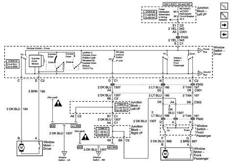 2007 Chevy Impala Wiring Diagram
