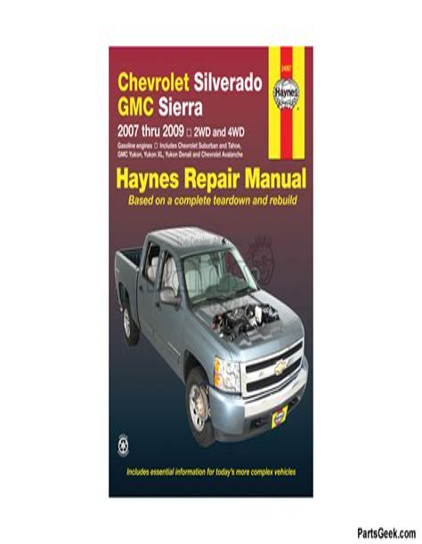 2007 Gmc Sierra 2500hd Owner Manual