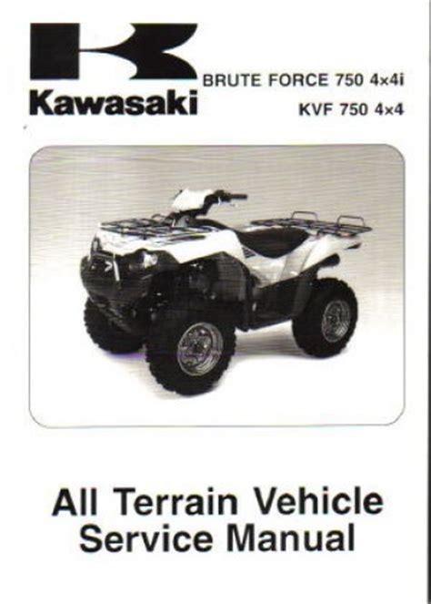 2007 Kawasaki Brute Force 750 Owners Manual