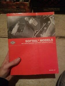 2007 Softail Electrical Diagnostic Manual 39601