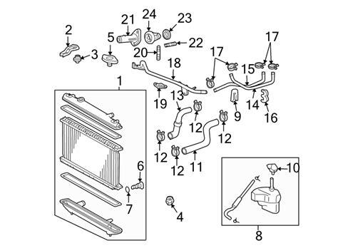 2007 Toyota Highler Engine Diagram