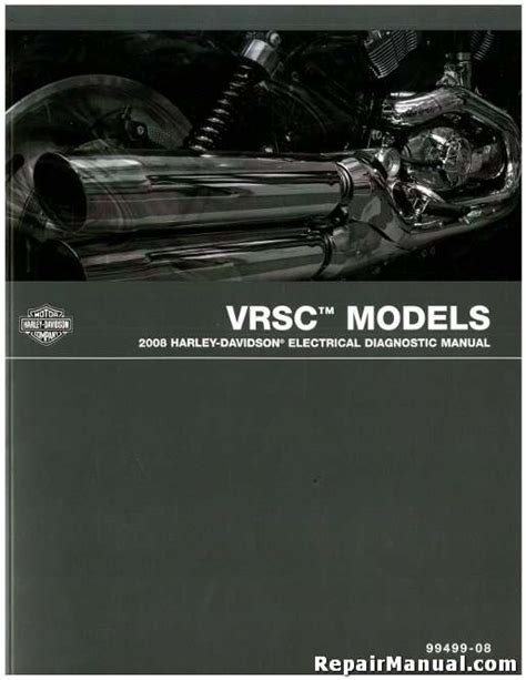 2008 Harley Davidson Vrsc Manual