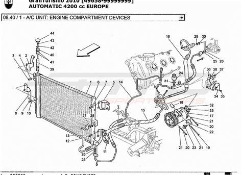 2008 Maserati Wiring Diagram