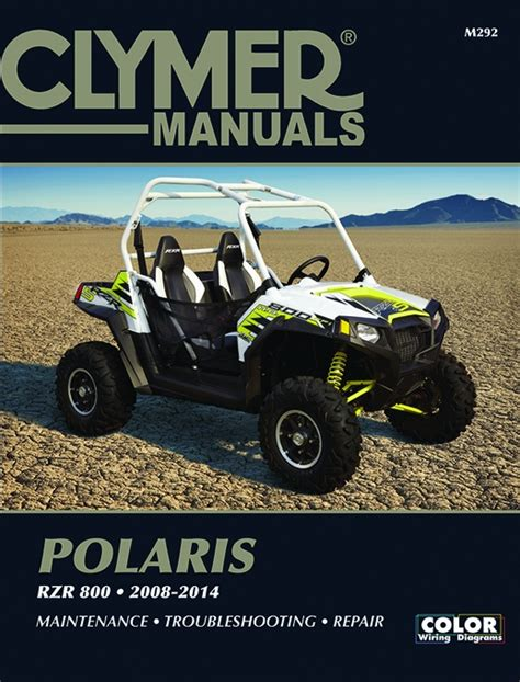 2008 Polaris Rzr Owners Manual