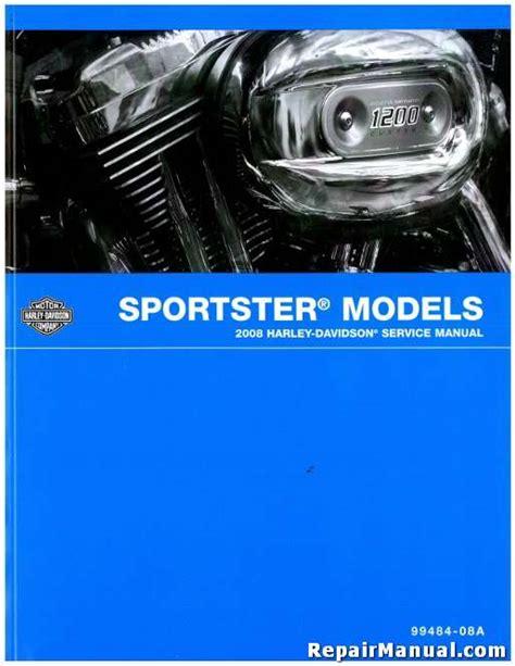 2008 Sportster Service Manual
