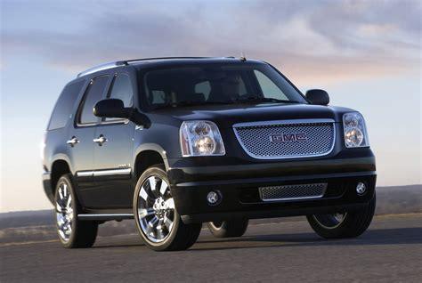 2009 Gmc Yukon Denali Manual