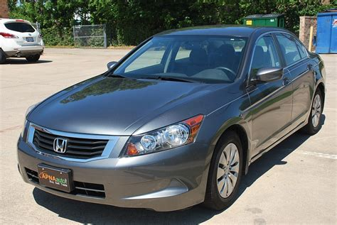 2010 Honda Accord Coupe V6 Manual For Sale