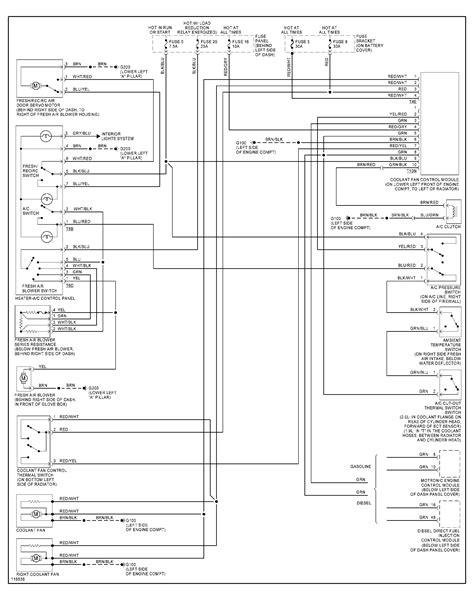 2010 Jetta Wiring Diagrams Automotive