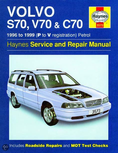 2010 Volvo V70 Service And Repair Manual