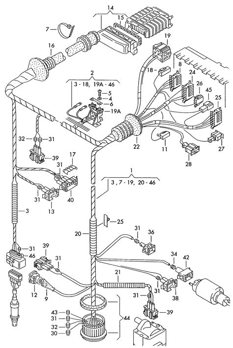 2011 Vw Touareg Engine Diagram Wiring Schematic