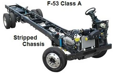 2011 Ford F53 Motorhome Chassis Workshop Repair Service Manual