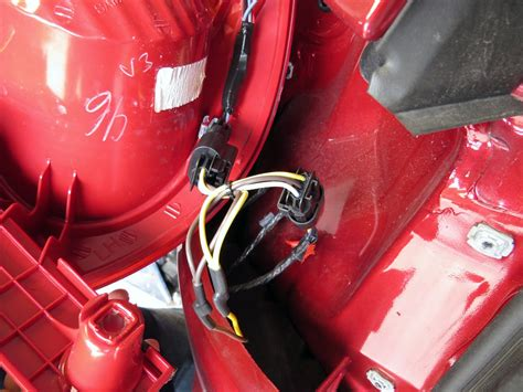 2012 Chevy Trailer Wiring Connector