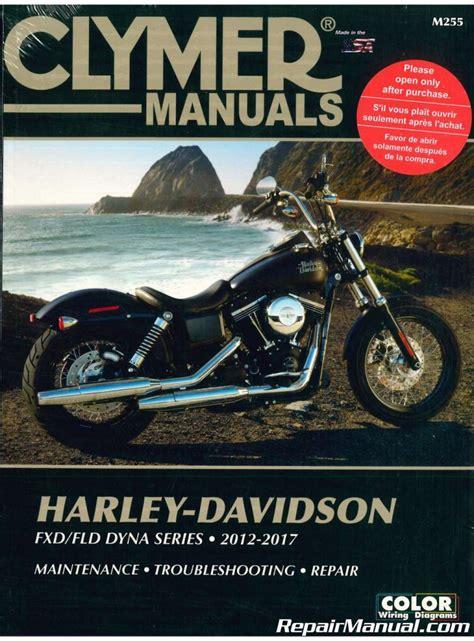 2012 Fxd Dyna Motorcycle Repair Manual