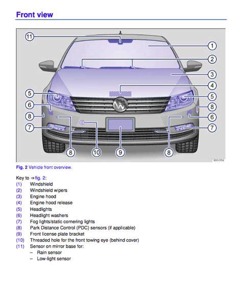 2012 Volkswagen Cc Repair Manual