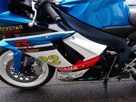2013 Gsxr 600 Owners Manual