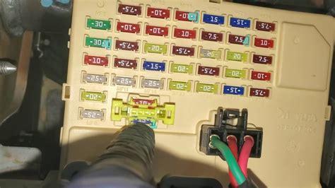 2013 Hyundai Fuse Box