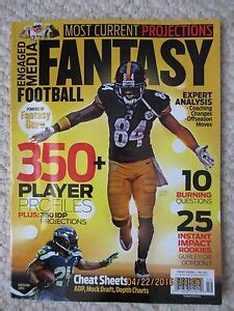 2015 Fantasy Football Guide