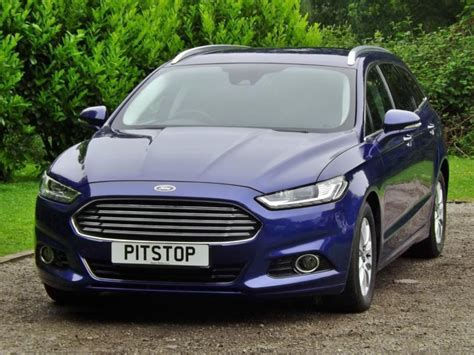 2015 Ford Mondeo Tdci Owners Manual