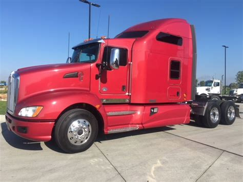 2015 Kenworth T660 Owners Manual