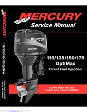 2015 Mercury Optimax 150 Service Manual