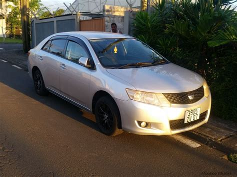 2015 Toyota Allion A18 Manual