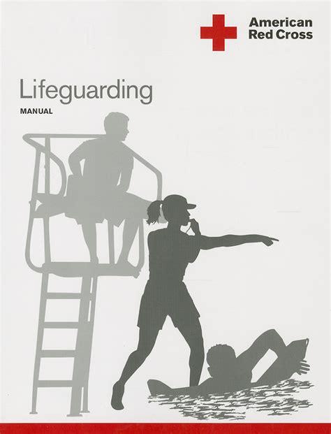 2016 American Red Cross Lifeguarding Manual